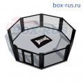 Боксерский ринг  (MMA-арена) Boxing восьмиугольник напольный (диаметр 5м.)