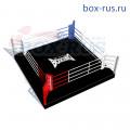 Боксерский ринг Boxing На помосте (помост 5м х 5м х 0,35м боевая зона 4м х 4м*BRP5-03)