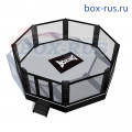 MMA-арена Boxing  на подиуме (помост 0,5м диаметр 5м *OP5-05)