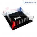 Боксерский ринг Boxing  в силовой раме (размер 4м х 4м боевая зона 3м х 3м *BRR4)