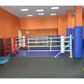 Боксерский ринг Boxing Напольный, на упорах (размер 5м х 5м боевая зона 4м х 4м *BR5)